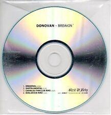(AB422) Donovan, Breakin' - DJ CD