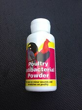 Battles Poultry Antibacterial Powder (20g) for Chickens, Pigeon, Hatching Eggs
