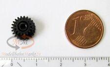 Ersatz-Untersetzungsrad Z:23/16 z.B. für FLEISCHMANN Elektrolok E19 Spur H0 NEU