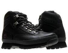 Timberland Euro Hiker Black/Black Men's Hiking Boots 56038