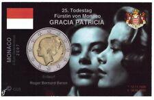 Infokarte Monaco 2007 Grace Kelly