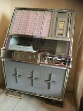 More details for rockola 1494 jukebox circa 1961 in excellent condition ! rock-ola not princess
