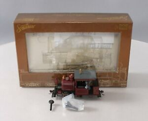 Bachmann 28201 On30 Painted & Unlettered 0-4-2 Porter Steam Loco w/Sound & DCC