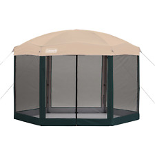 New listing Coleman 12x10 Backhome Screenhouse (C) Portable