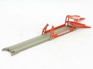 TYCO US1 Trucking HO Scale Auto Unloader Track 3465 Has Tabs Intact Parts or Fix