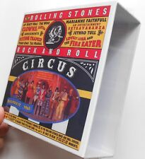 ROLLING STONES ROCK 'N' ROLL CIRCUS EMPTY BOX FOR JAPAN MINI LP CD   G02