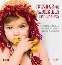 PRENDAS DE GANCHILLO DIVERTIDAS - GOLDIN, KAT - NEW BOOK