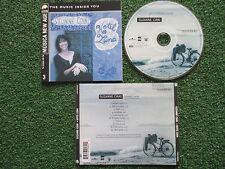 SUZANNE CIANI *Lo mejor de la música new wave - Hotel Luna* RARE COVER Spain CD