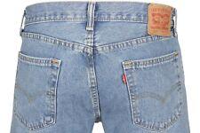 Levi's Men's 505 Original Fit Jeans Straight Leg Zip Fly 100% Cotton