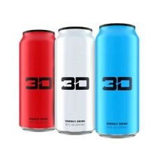 3D Energy Drinks Nay 3D