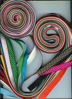 50 yds  5/8 inch grosgrain ribbon one yd of 50 colors  Lot 14 FAST USA shipper