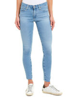 Ag Jeans The Farrah 19 Years Ruins High-Rise Skinny Ankle Cut Women's