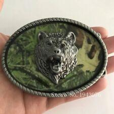 Pawn Bear Bear Paw Design Belt Buckle Indian Western Buckle 530