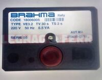 BRAHMA VE3.2 18006005 TV 30 S TS 2 S APPARECCHIATURA ELETTRONICA