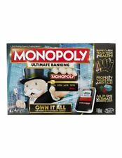 NEW Board Games Monopoly Ultimate Banking
