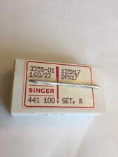 sewing needles Industrial Singer 135x17-160/23 3355-01