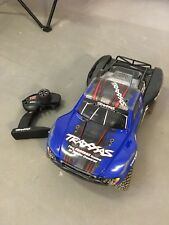 Traxxas Slash 2wd complete ready to run, remote, TWO batteries And Carrying Bag