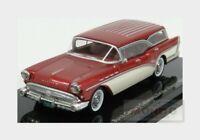 Buick Century Caballero Estate 1957 Copper Met Ivory NEOSCALE 1:64 NEO60015 Mode