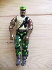Gi Joe GIJOE Heavy Duty Trooper Figurine Toy Vintage 1991