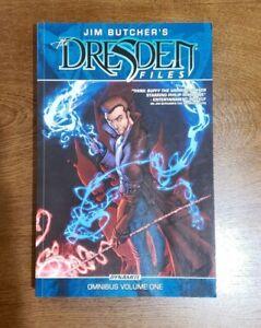 Jim Butcher's Dresden Files Omnibus Vol. 1 TPB GN OOP NEW 2015 Dynamite Comics