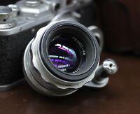 Vintage Early HELIOS 44 F2/58mm USSR lens for SLR camera START Portrait Bokeh