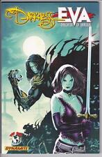 THE DARKNESS Vs. EVA, DAUGHTER OF DRACULA - TPB.   2008.