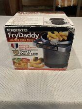 VINTAGE PRESTO FRY DADDY Electric Deep Fryer 1200W Model 05424NIB