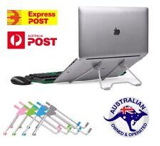 Laptop Stand Aluminium iPad Holder Folding Adjustable Notebook Cooling Ergonomic