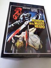 """DVD """"HORROR EN EL MUSEO"""" PRECINTADO SEALED ARTHUR CRABTREE MICHAEL GOUGH JUNE"""
