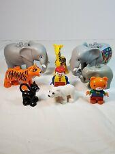 9Pc Lego Animal Lot