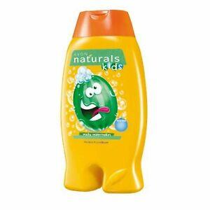 Avon Naturals Kids Wacky Shampoo and Conditioner, Watermelon 250 ml