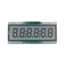 5pcs segment LCD display Module 6-DIGIT Digital seg LCD EDS809-1 TN