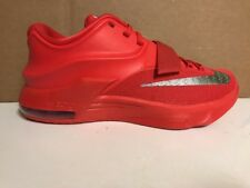 hot sale online 423d9 d1088 BRAND NEW SOLAR RED NIKE KD VII 7 S