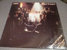 Abba,LP,Super Trouper,1980,ref EPC10022