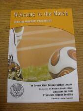 06/05/2015 West Sussex League Centenary Cup Final: Predators v Upper Beeding [At
