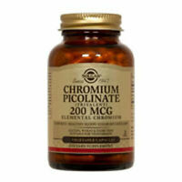 Chromium Picolinate 180 V Caps 200 mcg by Solgar
