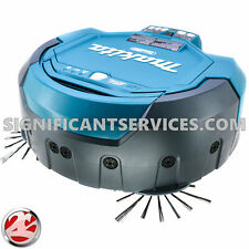 New Makita DRC200Z X2 LXT Lithium‑Ion Brushless Cordless Robotic Cleaning Vacuum