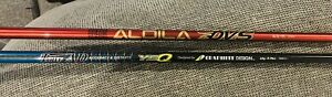 Aldila DVS and Tour AD  Shafts used Grab 2 Low Staring Price