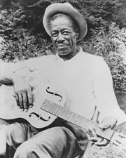 American Blues Singer EDDIE SON HOUSE Glossy 8x10 Photo Musician Poster Print