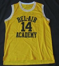 Bel Air Academy Yellow Jersey Will Smith #14 size.-Xlarge Xl New