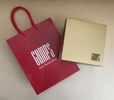 Gumps San Francisco Shopping Bag and Gift Box