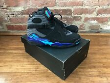 AIR JORDAN 8 RETRO AQUA 2015 Size 8.5