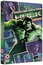 Reel Heroes Incredible Hulk DVD Region 2