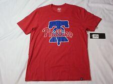 NWT 47 Brand PHILADELPHIA PHILLIES Baseball Liberty Bell Men's T-shirt