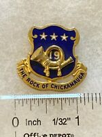 Authentic US Army 19th Infantry Regiment Unit DUI DI Crest Insignia E25