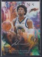 2020-21 PANINI ORIGINS ON CARD SILVER INK JAMES WISEMAN AUTO RC /99