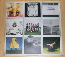 Pink Floyd Nice Pair Saucerful Of Secrets / Piper At The Gates Of Dawn Ist Press