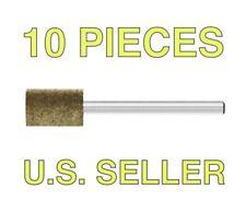 """🌟(10pcs) PFERD Poliflex 120 Grit Fine Grinding Point Finishing Wheel 5/16"""" 8mm"""