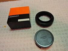 Novoflex Canon FD original Adapter an Novoflex Balgen ??, Neuzustand