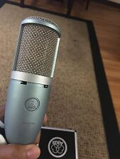 AKG Perception 220 Condenser Cable Professional Microphone w/ Pop Filter